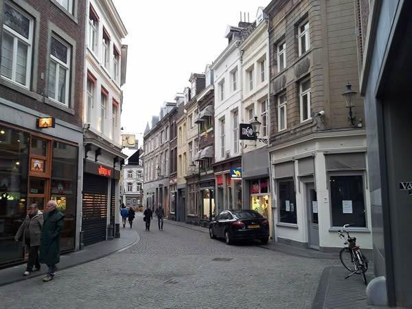 Shopping à Maastricht