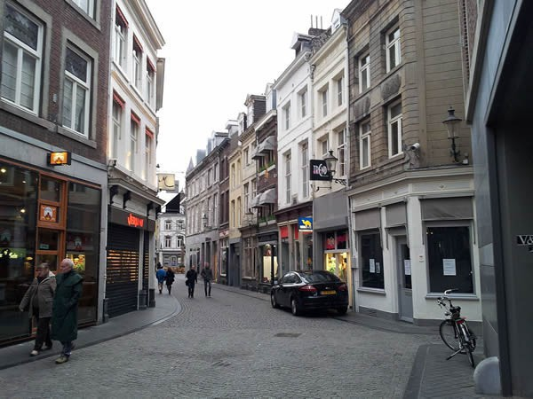 Einkaufen in Maastricht